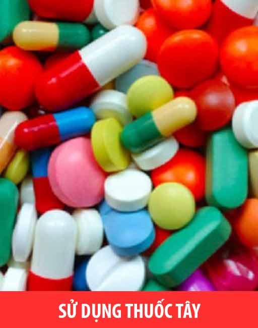 Sử dụng thuốc tây điều trị thoát vị đĩa đệm