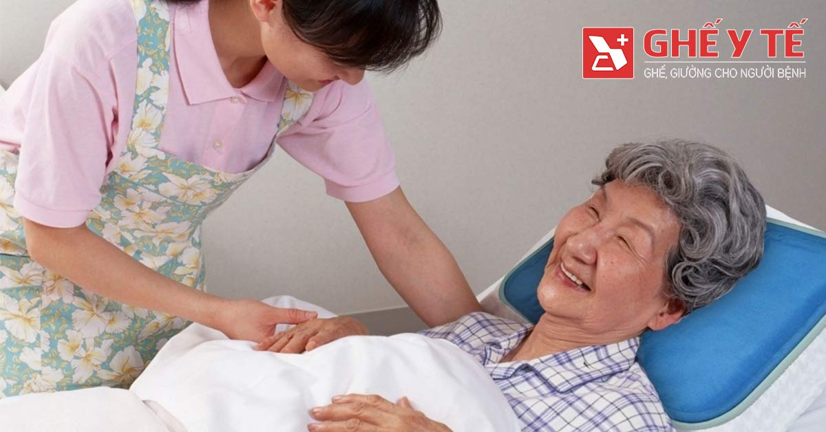 Chăm sóc người bệnh tai biến mạch máu não đúng cách